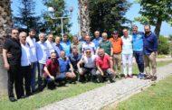 Trabzonspor'u ziyaret ettik.