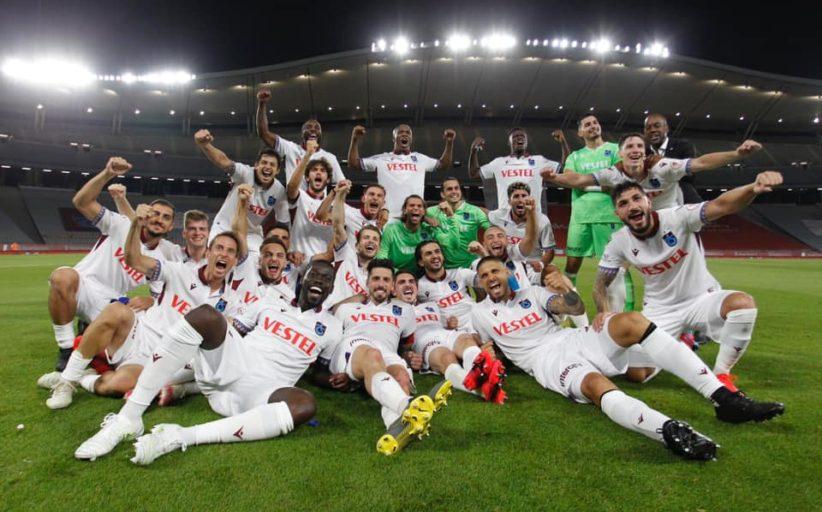 Tebrikler Trabzonspo